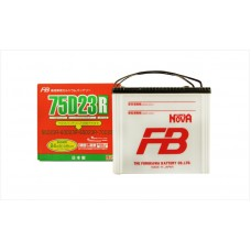 Аккумулятор FB SUPER NOVA FURUKAWA BATTERY 75D23R