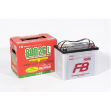 Аккумулятор FB SUPER NOVA FURUKAWA BATTERY 80D26L