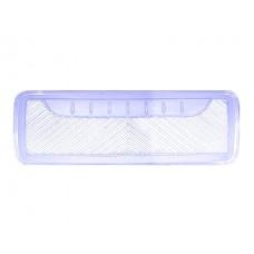 Ванночка для заднего ряда, ПВХ-силикон, прозрачная, длинная 125 х 40см, бортик 3 см  LONG 1 шт., прозр. iSky iST-02(CL)