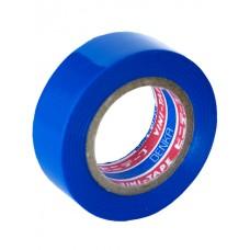 Лента изоляционная Denka Vini Tape, 19 мм, 9 м, синяя Denka 102-Blue9m