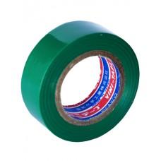 Лента изоляционная Denka Vini Tape, 19 мм, 9 м, зеленая Denka 102-Green9m