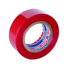 Лента изоляционная Denka Vini Tape, 19 мм, 9 м, красная Denka 102-Red9m