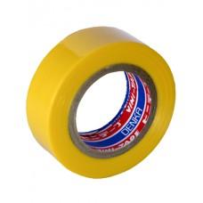 Лента изоляционная Denka Vini Tape, 19 мм, 9 м, желтая Denka 102-Yellow9m