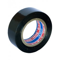 Лента изоляционная Denka Vini Tape, 18 мм, 20 м, черная Denka 103-18Black20m