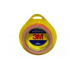 Лента клейкая двусторонняя, 20 мм, 1,5 м Il Shin CRC-101258/1TPAA00001