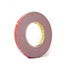 Лента клейкая двусторонняя Brand Tape Scotch 3M, 12 мм, 10 м Il Shin KM7