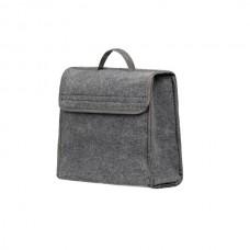 Органайзер в багажник  войлочный, 30x30x15 см, серый iSky iOG-30G