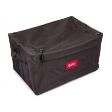 Органайзер в багажник  полиэстер, 35x23x21 см, черный iSky iOG-35B
