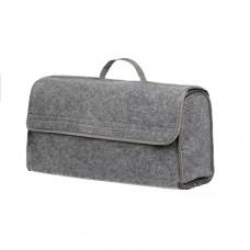 Органайзер в багажник  войлочный, 50x25x15 см, серый iSky iOG-50G
