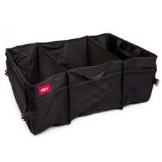 Органайзер в багажник  полиэстер, 66x39x36,5 см, черный iSky iOG-66B