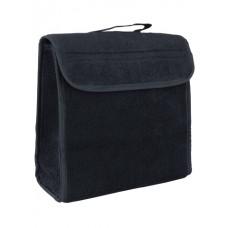 Органайзер в багажник  войлочный, 30x30x15 см, черный iSky iOR-1BL