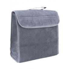Органайзер в багажник  войлочный, 30x30x15 см, серый iSky iOR-1GR