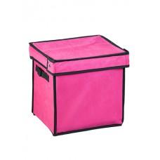 Органайзер в багажник  полиэстер, 30x25x30 см, розовый iSky iOR-22