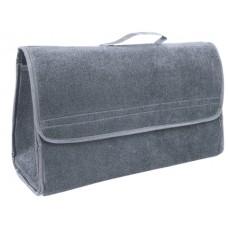 Органайзер в багажник  войлочный, 50x25x15 см, серый iSky iOR-2GR