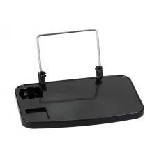 Столик автомобильный  36x28x4 см, черный iSky iOR-T