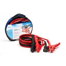 Провода прикуривания  1000 Амп., 3 м, в сумке, c фонарем iSky iBC-1000L