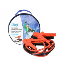 Провода прикуривания  800 Амп., 3,5 м, в сумке iSky iBC-800