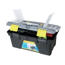 Ящик для инструментов  пластиковый, 412x214x188 мм 16.5