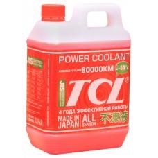 Антифриз  POWER COOLANT -50C красный, длительного действия, 2 л TCL 33428
