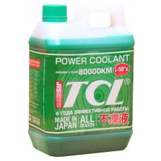 Антифриз  POWER COOLANT -50C зеленый, длительного действия, 2 л TCL 33435