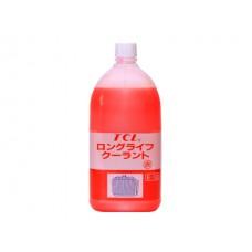 Антифриз  LLC концентрированный красный, 2 л TCL LLC00994