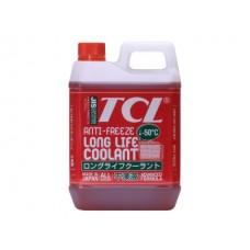 Антифриз  LLC -50C красный, 4 л TCL LLC01212