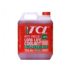 Антифриз  LLC -40C красный, 4 л TCL LLC01236
