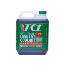 Антифриз  LLC -40C зеленый, 4 л TCL LLC01243