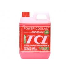 Антифриз  POWER COOLANT -40C красный, длительного действия, 2 л TCL PC2-40R