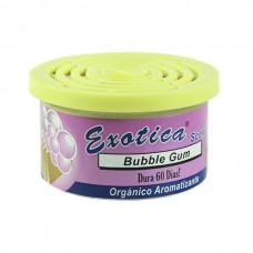 Ароматизатор органический Scent Organic - Bubble gum Exotica ESC24-BUB