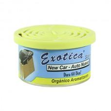 Ароматизатор органический Scent Organic - New car Exotica ESC24-NCR