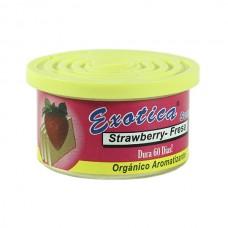 Ароматизатор органический Scent Organic - Strawberry Exotica ESC24-STR