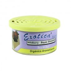 Ароматизатор органический Scent Organic - Wildberry Exotica ESC24-WIL