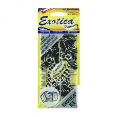 Ароматизатор картонный Palm tree -  Ice Exotica PT24C1-BLA/PT24C1-ICE