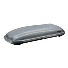 Бокс пластиковый 300л, Roofbox 33 (правостороннее открытие, глянцевый, серый) INNO BRA33RDS