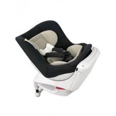 Кресло детское автомобильное Kurutto NT2, группа 0+/1, черное Carmate ALB801E