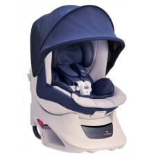 Кресло детское автомобильное Kurutto NT2 Premium, группа 0+/1, синее Carmate ALB862E