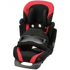 Кресло детское автомобильное Saratto Cruise 4S, группа 1/2/3, черно-красное Carmate ALC300E