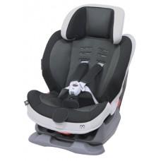 Кресло детское автомобильное Swing Moon, группа 1/2, черно-серое Carmate ALC452E