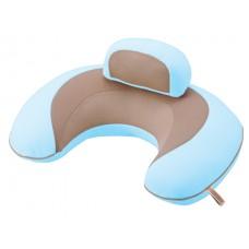 Подушка поддерживающая для детей, беременных и кормящих мам 3way Cushion Macaron Carmate BB708