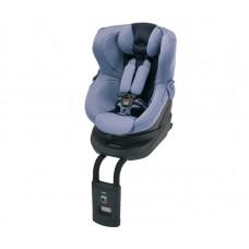 Кресло детское автомобильное Kurutto 4i, группа 0+/1, Isofix, синее Carmate BF8671E
