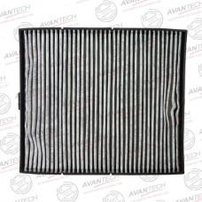 Фильтр салонный  (угольный) Avantech CFC1014
