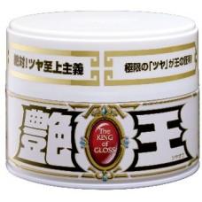 Полироль для кузова усиление блеска  The King of Gloss для светлых, 300 гр SOFT99 00171