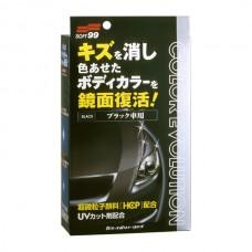 Полироль для кузова цветовосстанавливающий  Color Evolution Black для черных , 100 мл SOFT99 00503