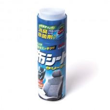 Очиститель интерьера  Fabric Cleaner пенный, 420 мл SOFT99 02051