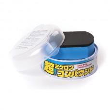 Полироль абразивный мелкий  Micro Rubbing Compound для светлых,180 гр SOFT99 09052