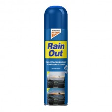 Rain out - спрей водоотталкивающий для стекол (250ml) KANGAROO 320751