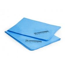 Набор водопоглощающих салфеток  Professional Chamois, 2 шт., 43х33 см, голубые AION 6PTU1-APROL(B)
