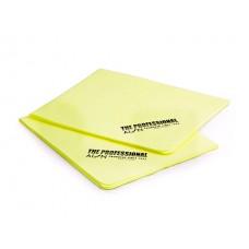 Набор водопоглощающих салфеток  Professional Chamois, 2 шт., 43х33 см, желтые AION 6PTU1-APROL(Y)