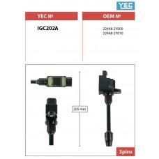 Катушка зажигания YEC IGC202A